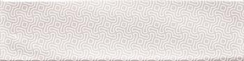 Настенная плитка 7,5*30 Decor Opal White (уп. 0,5 м2/ 22 шт)