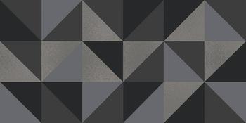 Декор 31,5*63 Stella Geometrico Grigio