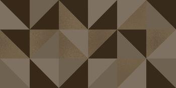 Декор 31,5*63 Stella Geometrico Moca
