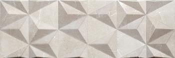 Настенная плитка 20*60 Valentina Beige Geometric (уп. 1,32 м2/ 11 шт)