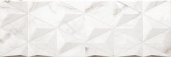 Настенная плитка 20*60 Valentina White Geometric (уп. 1,32 м2/ 11 шт)