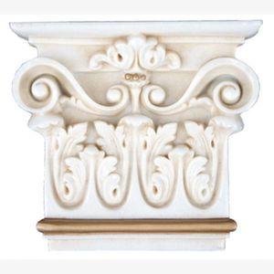 Декор 18,5*20 Vaticano Capitel-1 Oro