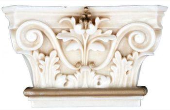 Декор 13*21 Vaticano Capitel-2 Oro