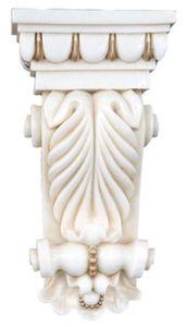 Декор 12,4*24 Vaticano Menzola-2 Oro