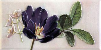 Бордюр 10*20 Violetta Cenefa-3 Morado