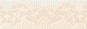 Бордюр 6,2*31,5 Classico Onice Crema