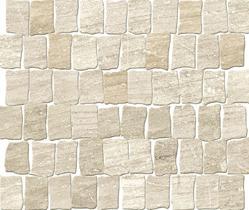 Мозаика 26*30 Mosaico Raw Allwood Beige