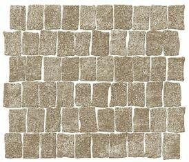 Мозаика 26*30 Mosaico Raw Taupe