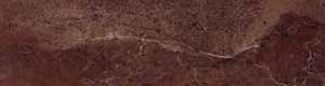 Бордюр 7*60 Daniela di Fiore коричневый арт. BRBOP
